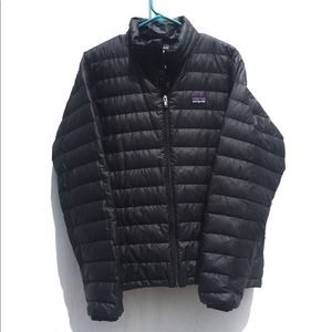 Patagonia Black Down Jacket
